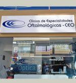 CLÍNICA DE ESPECIALIDADES OFTALMOLÓGICAS
